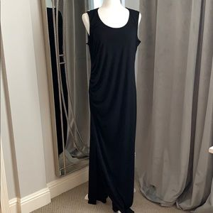 Rachel Zoe maternity dress black medium